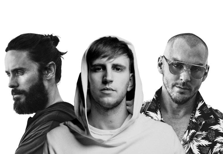 """ILLENIUM & Thirty Seconds To Mars Team Up For New Single, """"Wouldn't Change A Thing"""""""